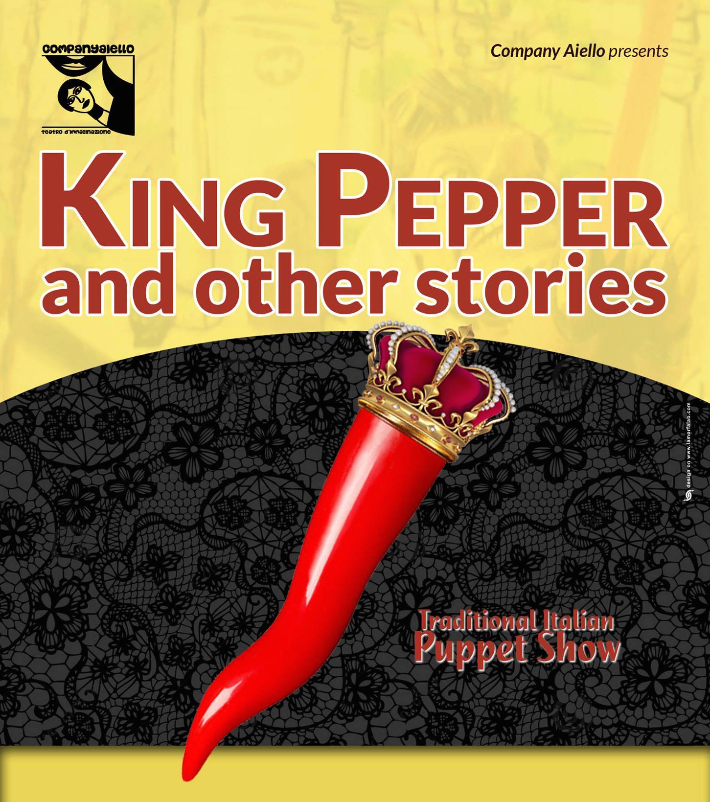 King Pepper Other Stories no date small version